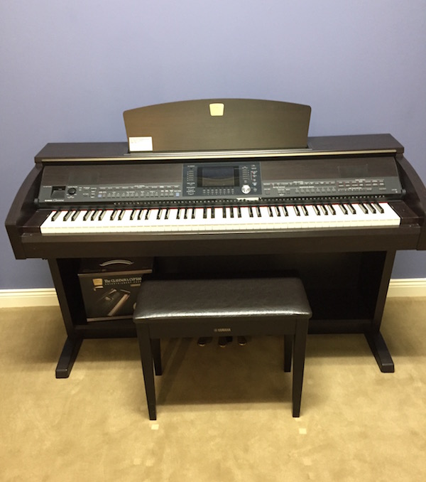 yamaha clavinova cvp 503 used digital piano sold piano organ center. Black Bedroom Furniture Sets. Home Design Ideas